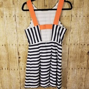 Francesca s Collections Dresses - Francesca Alya size M blue and white  stripe dress d22332796d